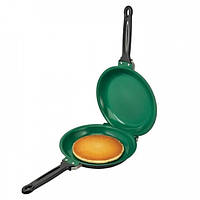 Сковорода двухсторонняя для блинов, панкейков, блинница Orgreenic Pancake Maker