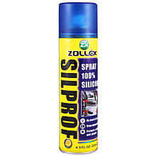 Смазка силиконовая ZOLLEX Silprof,спрей 220мл