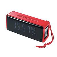 Bluetooth-колонка SPS UBL TG174, c функцией speakerphone, радио, PowerBank, часы, термометр, red