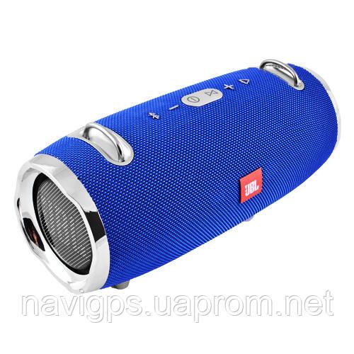 Bluetooth-колонка JBL XTEMRE 2 MINI, c функцией speakerphone, радио, blue