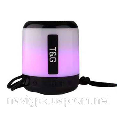 Bluetooth-колонка SPS UBL TG156, c функцией speakerphone, радио, black