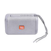 Bluetooth-колонка SPS UBL TG163, c функцией speakerphone, радио, grey