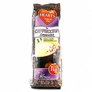 Капучіно Hearts Amaretto, 1 кг