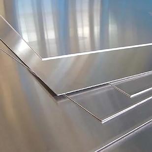 ✅Лист гладкий алюминиевый 1,5х1000х2000 АМГ3 (5754)