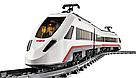 Конструктор Скоростной пассажирский поезд K8012 (628 деталей), фото 2