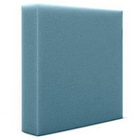 Панель из акустического поролона Ecosound Pattern Blue 60мм, 60х60см цвет синий, фото 8