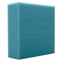 Панель из акустического поролона Ecosound Pattern Blue 60мм, 60х60см цвет синий, фото 10