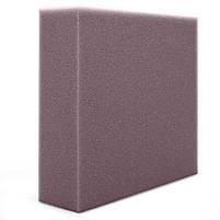 Панель з акустичного поролону Ecosound Pattern light gray 60мм, 60х60см колір світло-сірий, фото 9