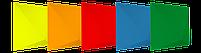 Бархатная акустическая панель из акустического поролона Ecosound Velvet Orange 25х25см 50мм. Цвет оранжевый, фото 4