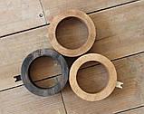 КІТ-ПЕС by smartwood Миска на подставке | Миска-кормушка металлическая для собак щенков  XS - 1 миска, фото 3