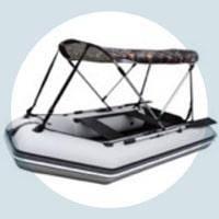 Тенты для лодок