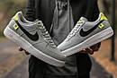 Кроссовки мужские Nike Air Force 1 World, серые, фото 7