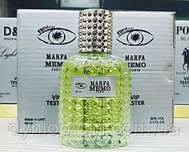 Тестер унисекс VIP Memo Marfa 60ml