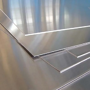 ✅Лист гладкий алюминиевый 2х1500х3000 АМГ3 (5754)