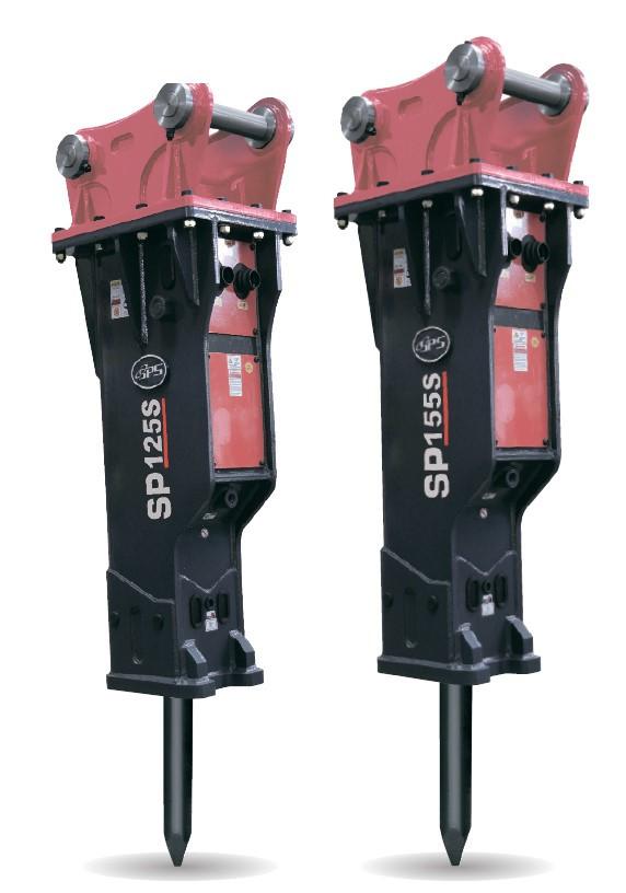 Гидравлический молот SPS ENG SP 165S