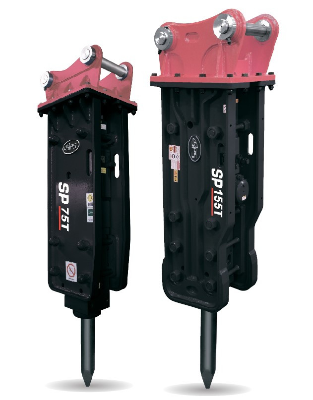 Гидравлический молот SPS ENG SP 135T