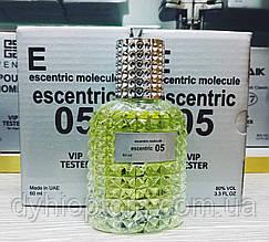 Тестер унисекс VIP Escentric Molecules Escentric 05 60ml
