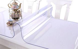 Мягкое стекло силиконовая скатерть