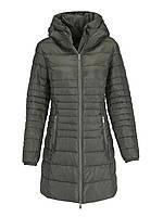 Демисезонная женская куртка пальто Volcano J-Kapella L22042-306