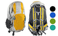 Рюкзак туристический V-40л бескаркасный GA-1535 COLOR LIFE (PL, NY, р-р 50х33х28см, цвета в ассортименте)