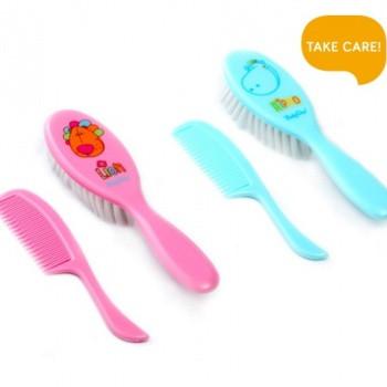 Щетка и расческа для волос детская BabyOno