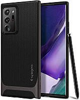 Чехол Spigen для Samsung Galaxy Note 20 Ultra / Note 20 Ultra 5G Neo Hybrid, Gunmetal (ACS01399)