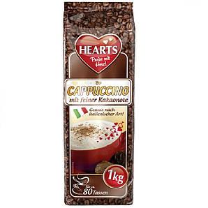 Капучіно Hearts Cappuccino mit feiner Kakaonote, 1 кг