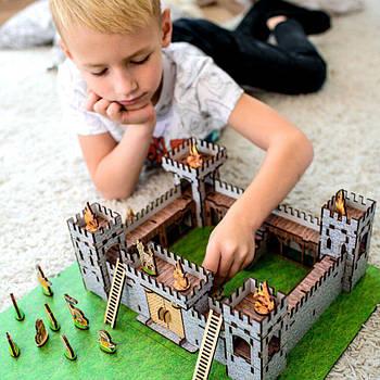 Замок-конструктор MINI 3D-1 Nestwood, 300х250мм