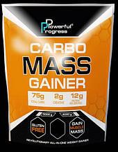 Гейнер Powerful Progress Carbo Mass Gainer 2000 грамм