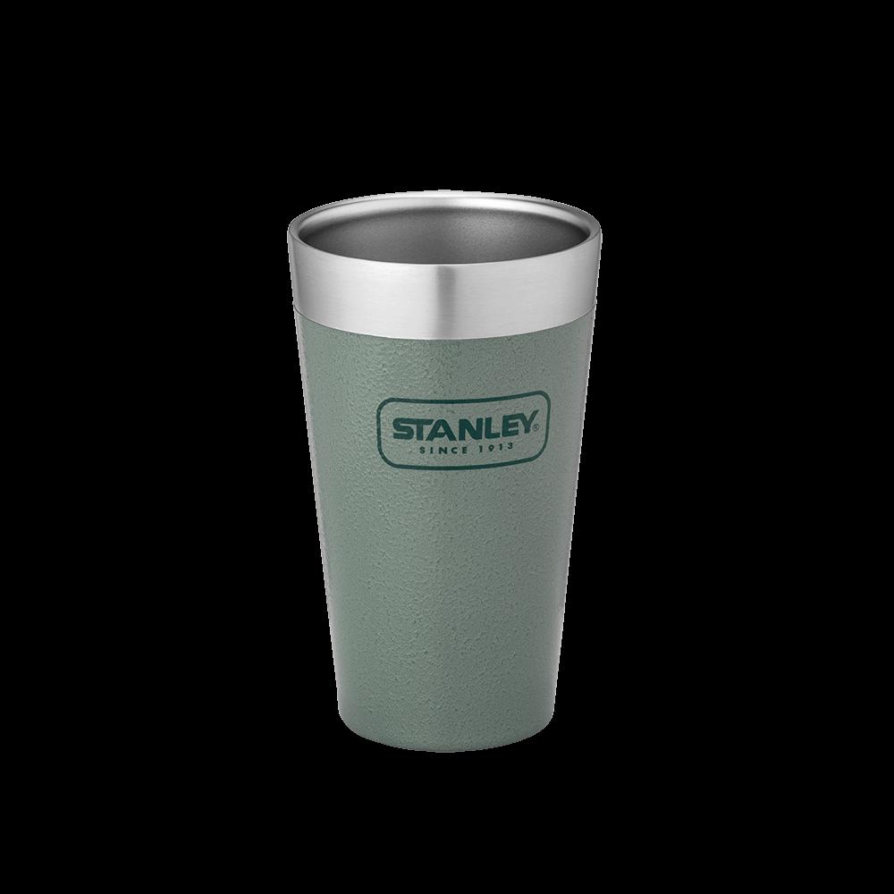 Термокухоль Stanley Adventure Stacking, 0.47 л сталева  (6939236332590)