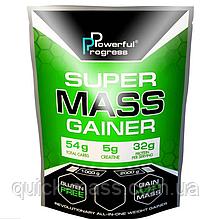 Гейнер Powerfull Progress Super Mass Gainer 2000g