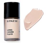 Тональный крем Long Cover Fluid (0.5, слоновая кость) PAESE, 30 мл