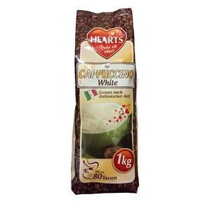 Капучіно Hearts Cappuccino White, 1 кг