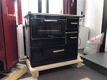 Дровяная варочная печь-кухня MBS-7 New Line, фото 3