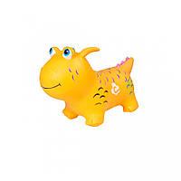 Прыгун динозавр BT-RJ-0069 (Yellow)