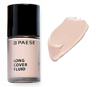 Тональный крем Long Cover Fluid (00, фарфоровый) PAESE, 30 мл