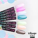 Гель-лак Kira Nails Vitrage V21 (морская волна) 6мл, фото 2