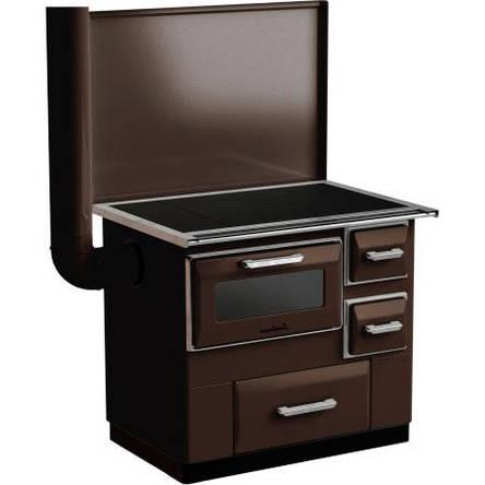 Дровяная варочная печь-кухня MBS-7 New Line, фото 2