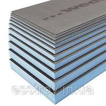 Теплоизоляционная панель WEDI 2500/600/30 мм