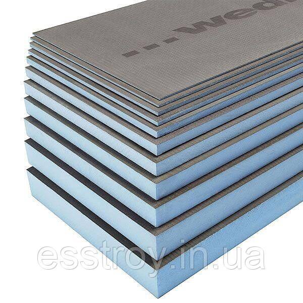 Теплоизоляционная панель WEDI 2500/600/50 мм