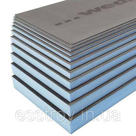 Теплоизоляционная панель WEDI 2500/600/50 мм, фото 2