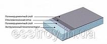 Теплоизоляционная панель WEDI 2500/600/50 мм, фото 3