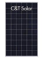 Солнечный фотоэлектрический модуль C&T Solar СT60285-P, 285 Wp,Poly