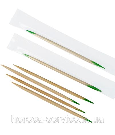 Зубочистки в индивидуальной упаковке ментол ПП 1000 шт., фото 2