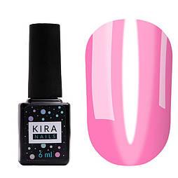 Гель-лак Kira Nails Vitrage V23 (фуксія) 6мл