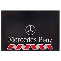 Брызговики для грузовых машин 330х470мм (MERCEDES) 2шт
