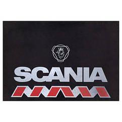 Брызговики для грузовых машин 330х470мм (SCANIA) 2шт