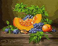 Диня з виноградом, шт