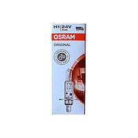 OSRAM 64155 Лампочки H1  24v70w