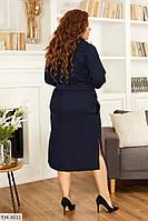Платье-рубашка EM-4011